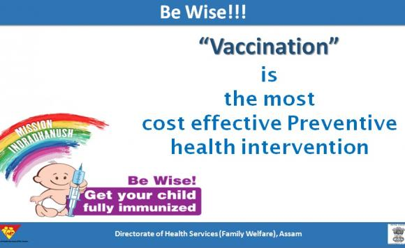 Get Your Child Fully Immunized